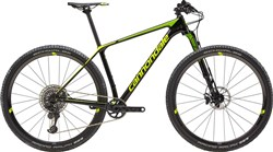 Cannondale F-Si Hi-Mod World Cup 29er Mountain Bike 2019 - Hardtail MTB