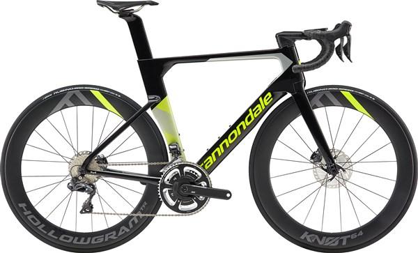 Cannondale SystemSix Hi-Mod Ultegra Di2 - 2019 Road Bike | Racercykler