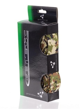 Genetic Camo Bar Tape
