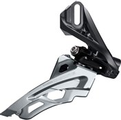 Product image for Shimano Deore M6000 Triple Front Derailleur