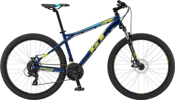 "GT Aggressor Comp 27.5"" Mountain Bike 2019 - Hardtail MTB"