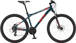 "GT Aggressor Expert 27.5"" Mountain Bike 2019 - Hardtail MTB"