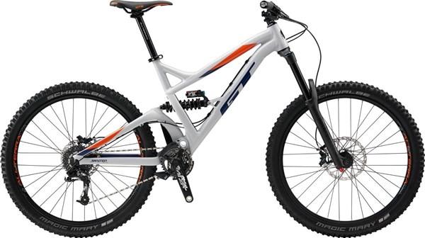 "GT Sanction Elite 27.5"" Mountain Bike 2019 - Full Suspension MTB"