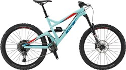 "GT Sanction Expert 27.5"" Mountain Bike 2019 - Enduro Full Suspension MTB"