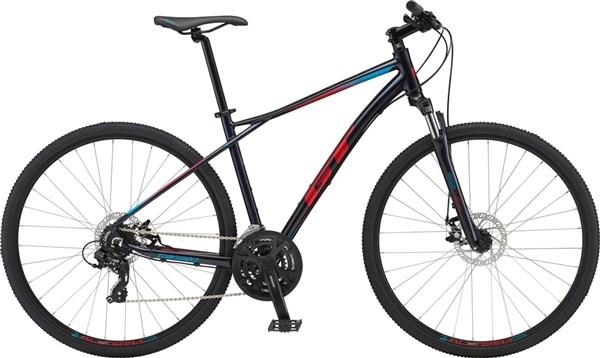 GT Transeo Comp 2019 - Hybrid Sports Bike