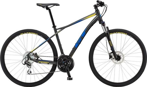 GT Transeo Elite 2019 - Hybrid Sports Bike