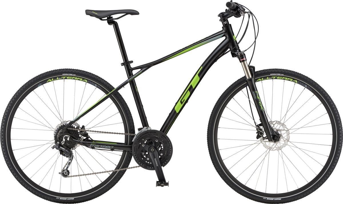 GT Transeo Expert 2019 - Hybrid Sports Bike | City-cykler