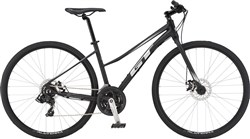GT Transeo Sport Step-Thru Womens 2019 - Hybrid Sports Bike