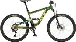 "Product image for GT Verb Elite 27.5"" Mountain Bike 2019 - Trail Full Suspension MTB"
