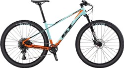 GT Zaskar Carbon Elite 29er Mountain Bike 2019 - Hardtail MTB
