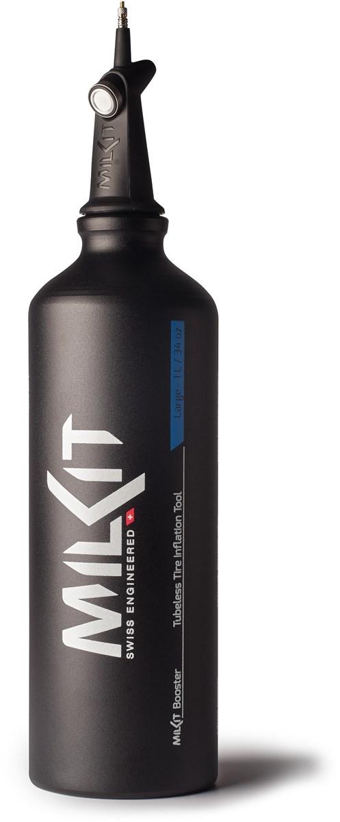 milKit Booster Head with Bottle | Repair Kit