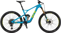 "GT Force Carbon Pro 27.5"" Mountain Bike 2019 - Enduro Full Suspension MTB"