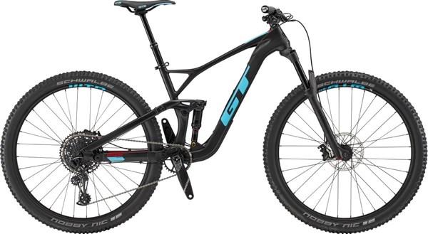 GT Sensor Carbon Elite 29er Mountain Bike 2019 - Trail Full Suspension MTB
