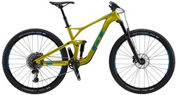 GT Sensor Carbon Pro 29er Mountain Bike 2019 - Trail Full Suspension MTB