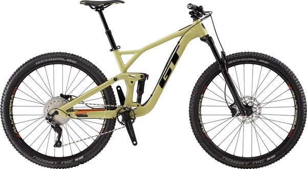GT Sensor Comp Mountain Bike 2019 - Trail Full Suspension MTB