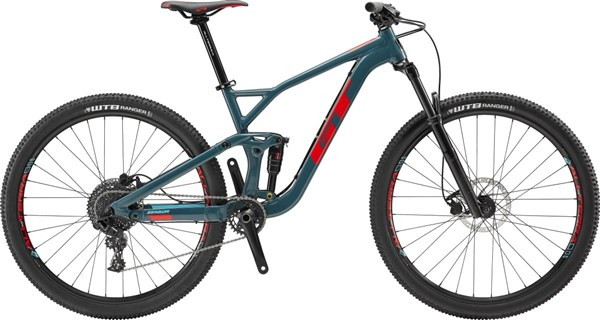 GT Sensor Sport 29er Mountain Bike 2019 - Trail Full Suspension MTB