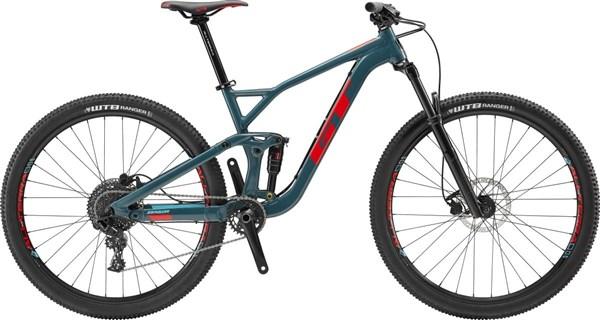 GT Sensor Sport 29er Mountain Bike 2019 - Trail Full Suspension MTB