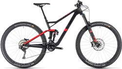 Cube Stereo 150 C:62 Race 29er Mountain Bike 2019 - Full Suspension MTB
