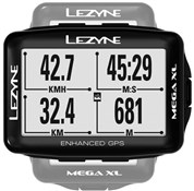 Product image for Lezyne Mega XL GPS Cycling Navigate Computer