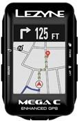 Lezyne Mega C GPS Cycling Navigate Computer