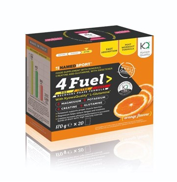 Named Sport Nutrition 4 Fuel Sport Recovery Supplement - 20 Sachets | Personlig pleje