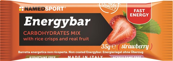Namedsport Energy Bar - 35g Box of 12