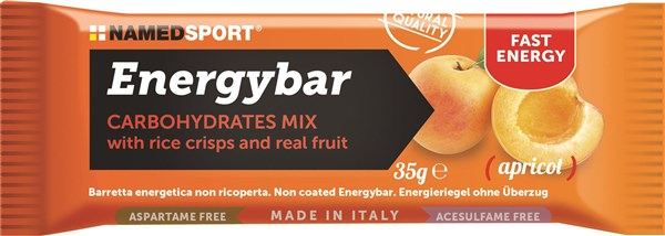 Namedsport Energy Bar - 35g Box of 12
