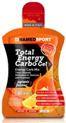 Product image for Named Sport Nutrition Total Energy Carbo Gel Agrumix - 40ml Box of 24