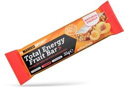 Namedsport Total Energy Fruit Bar - 35g Box of 25