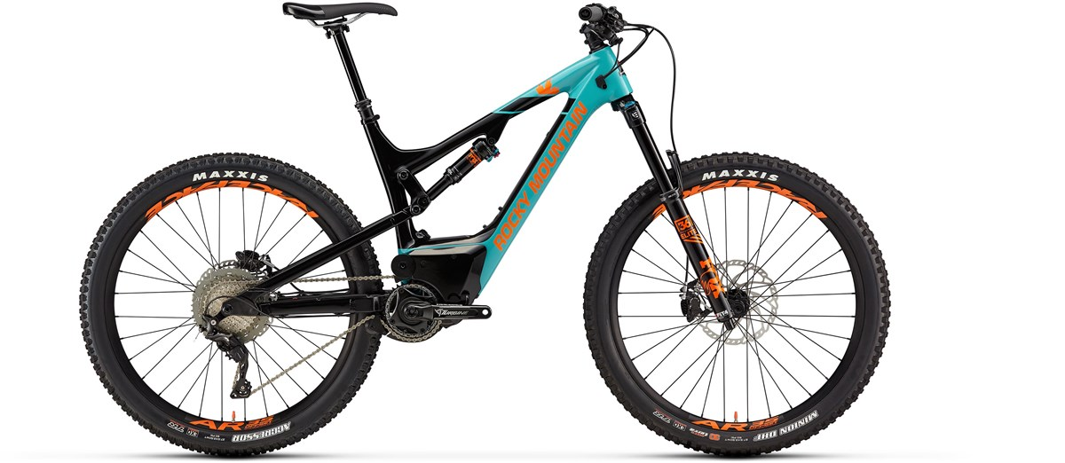 Rocky Mountain Altitude Powerplay Carbon 70 27.5