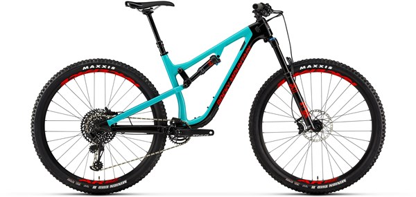 Rocky Mountain Instinct Carbon 50 29er Mountain Bike 2019 - Trail Full Suspension MTB