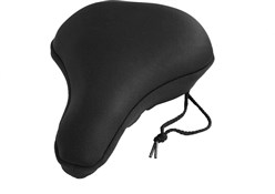 Product image for M Part Universal Fitting Gel Saddle Cover With Drawstring