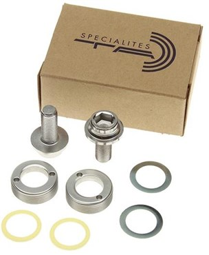 Specialites TA Self Extracting Crank Bolts & Dustcap