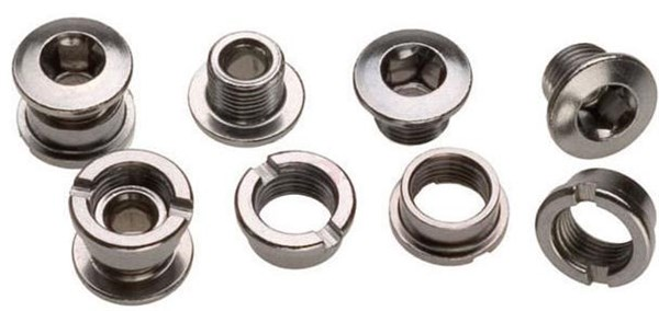Specialites TA Single Steel Chainring Bolts