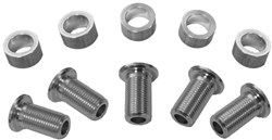 Specialites TA Vega/Carmina 15mm Triple Chainring Bolts