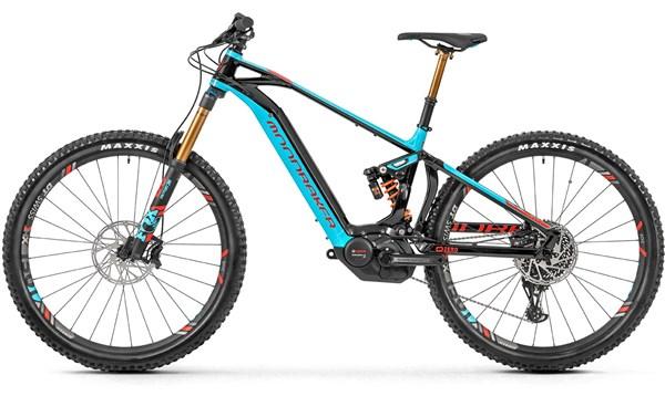 Mondraker Level RR 29er 2019 - Electric Mountain Bike