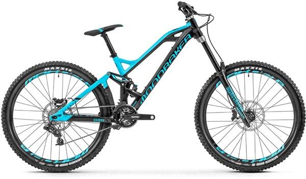 "Mondraker Summum 27.5"" Mountain Bike 2019 - Downhill Full Suspension MTB"