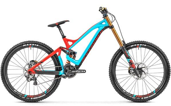 "Mondraker Summum Carbon Pro Team 27.5"" Mountain Bike 2019 - Downhill Full Suspension MTB"