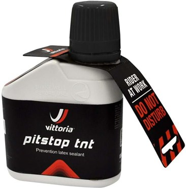 Vittoria Pit Stop TNT Tubeless Latex Sealant 200ml | Lappegrej og dækjern