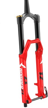 "Marzocchi Bomber Z1 Grip 27.5"" 180mm Travel Tapered Suspension Fork"