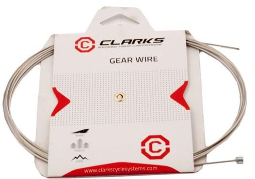 Clarks Stainless Steel MTB/Hybrid/Road Gear Inner Wire