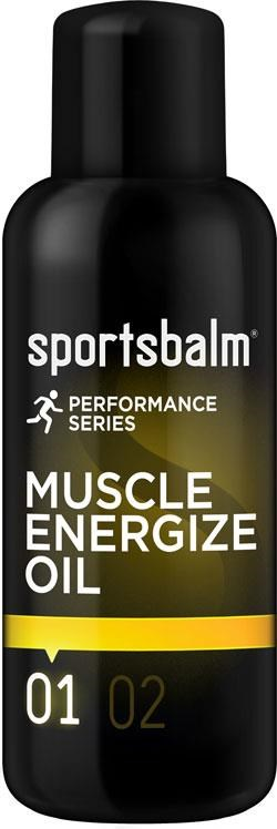 Sportsbalm Muscle Energize Oil | Body maintenance