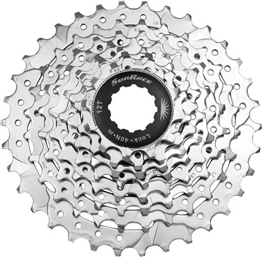 SunRace 8 Speed 11-32T Nickel Cassette | Kassetter