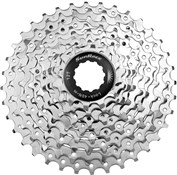 Product image for SunRace 9 Speed Nickel Cassette