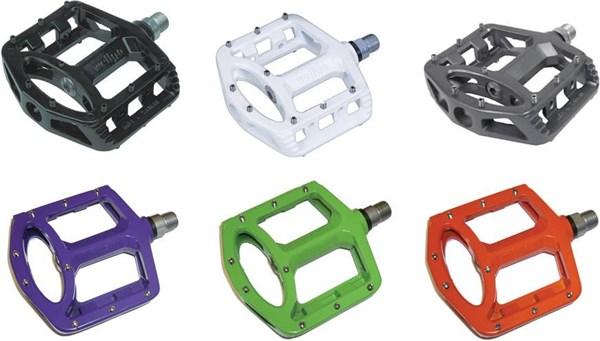 Wellgo Magnesium Cro-mo Sealed Platform Pedals