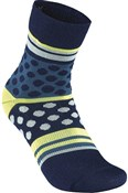 Specialized Polka Dot Womens Socks