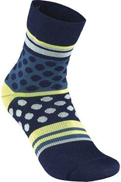 Specialized Polka Dot Womens Socks