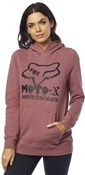 Fox Clothing Drip Womens Pullover Hoodie