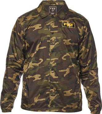 Fox Clothing Lad Camo Jacket