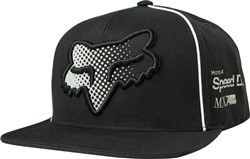 Fox Clothing Murc Toner Snapback Hat
